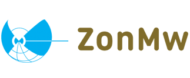Logo of a Dutch grant provided called ZonMW